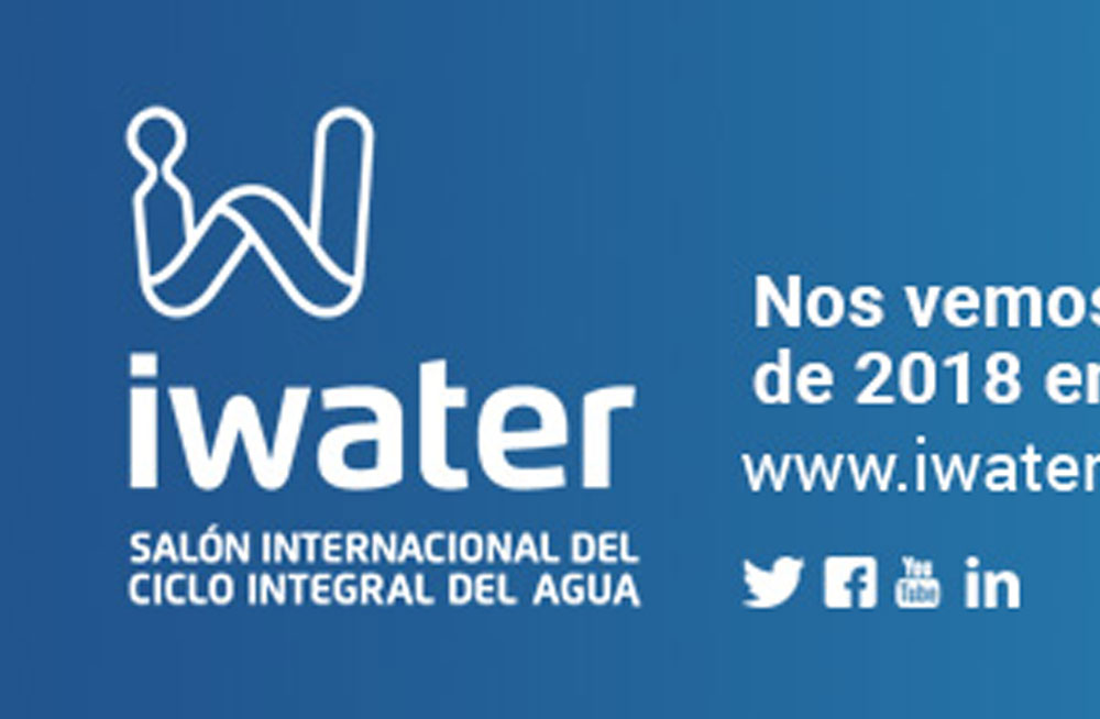 clorEP y Elèctrica Pintó presentes en iWATER 2018