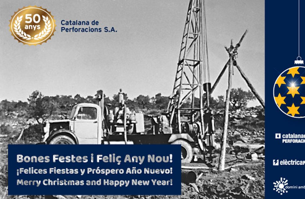clorEP y el Grupo Aquacenter os desean unas Felices Fiestas.
