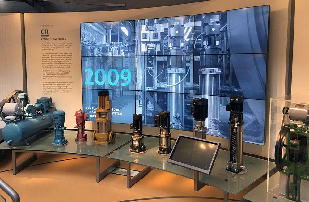 clorEP y Grundfos, organizan una visita a las instalaciones de la marca danesa con diferentes representantes de empresas nacionales