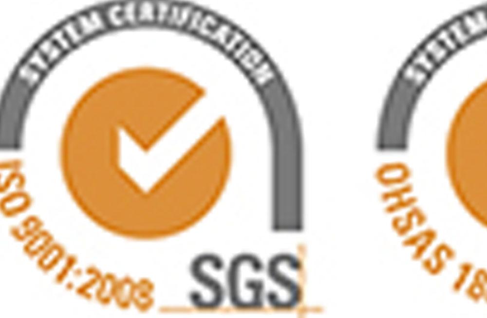 Elèctrica Pintó cambia de empresa certificadora de la ISO 9001 y la OHSAS 18001 a SGS ICS Ibérica, SA