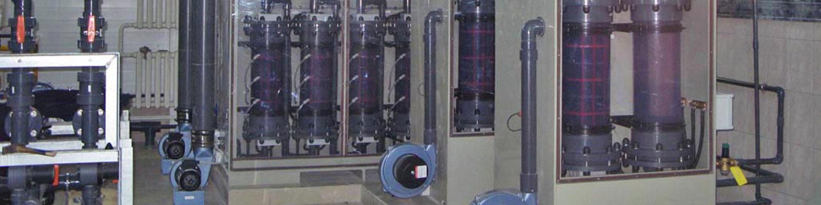 Electrochlorination