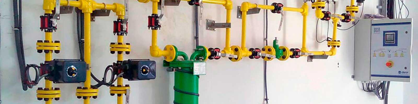 Gas Dosing